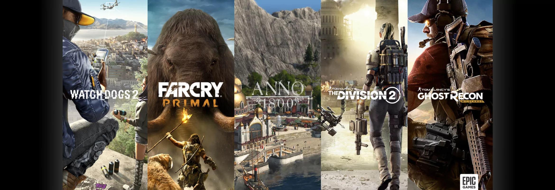 Ubisoft: Três franquias, uma teoria