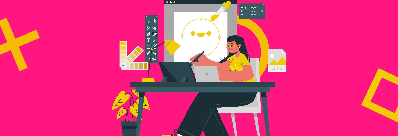 Designer gráfico: o que faz e como é o mercado de trabalho?