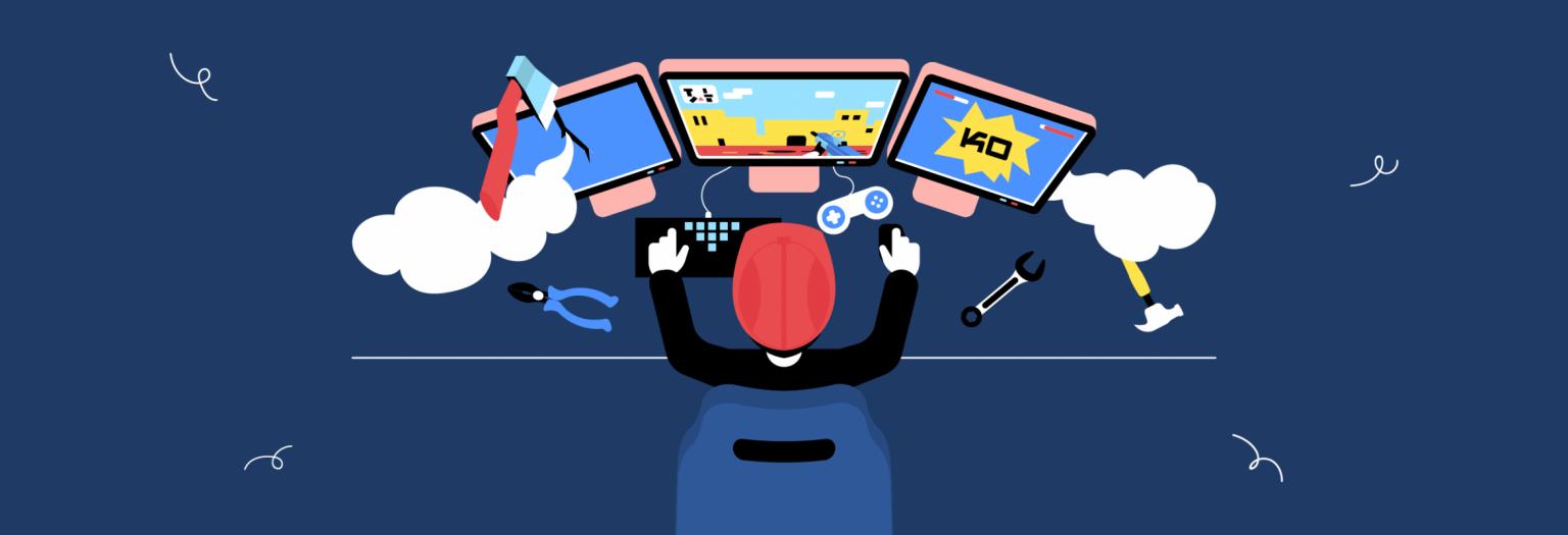 Quem faz games: Designers de Jogabilidade e Sistemas